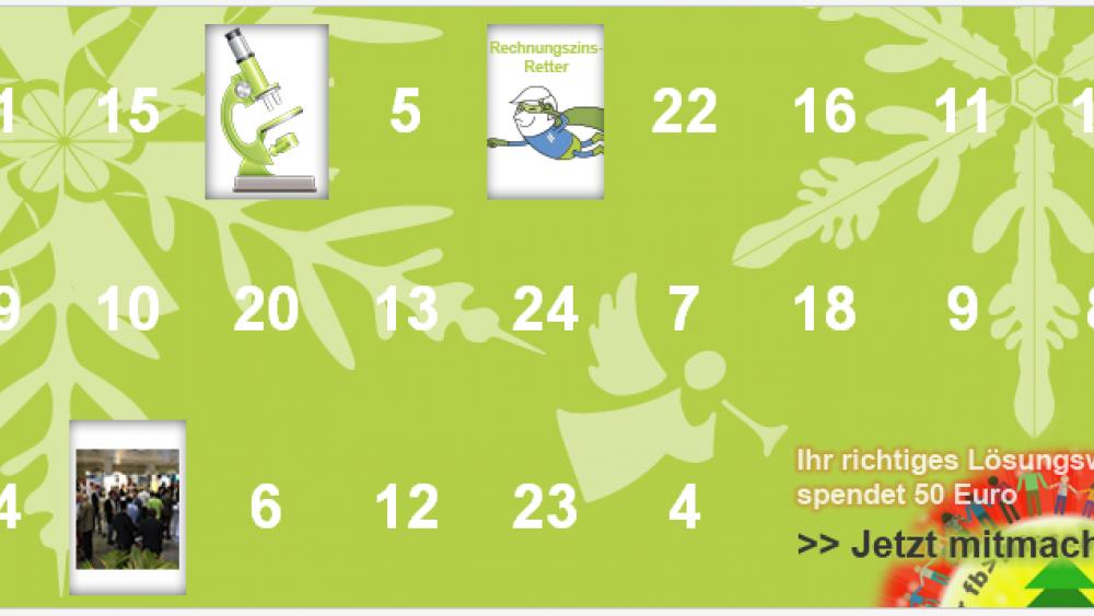 Weihnachtskalender Von Violetta.Ihr Fb Wissen Spendet Adventskalender Gewinnspiel Gestartet